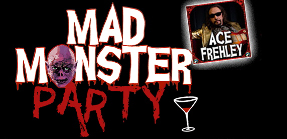 ace frehley mad monster party