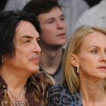 paul stanley lakers game
