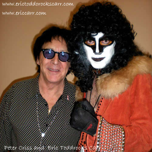 Kiss Eric Carr Makeup: NJ KISS Expo 2012 Review From RockEyez