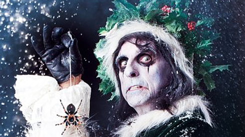 KISS to appear at this year's annual Alice Cooper's Christmas ...