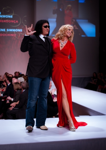 Gene Simmons_Shannon Tweed Simmons