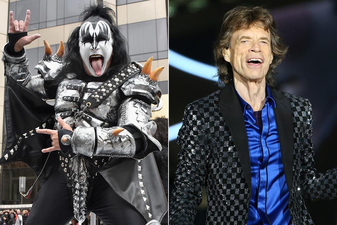 Gene-Simmons-Mick-Jagger-Theo-Wargo-Fiona-Goodall
