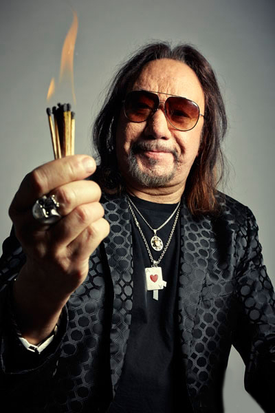 Ace Frehley Working on Covers Album that May Feature Songs by The ...