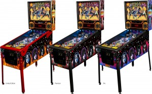 kiss-pinball-models