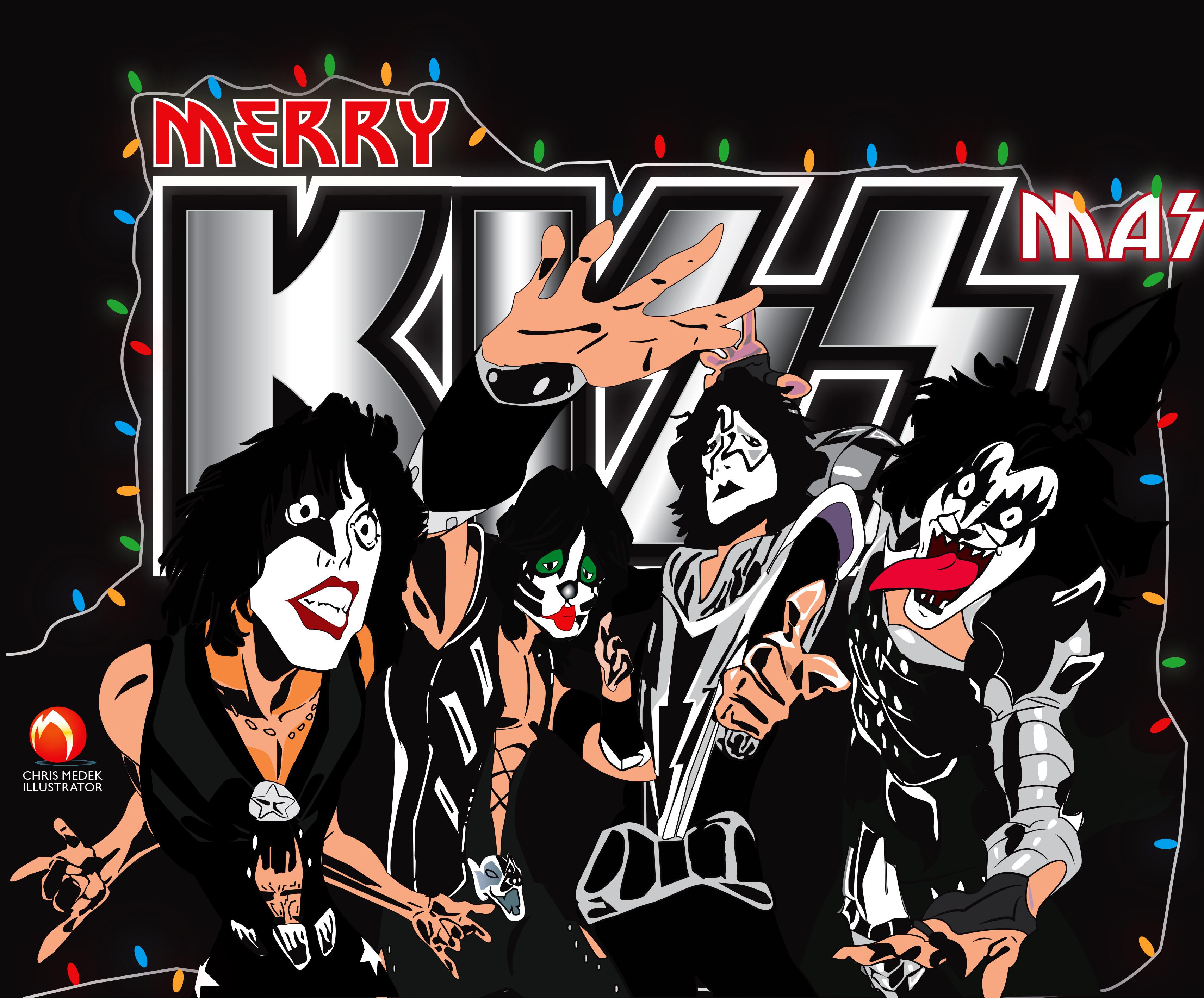 Merry KISSmas15
