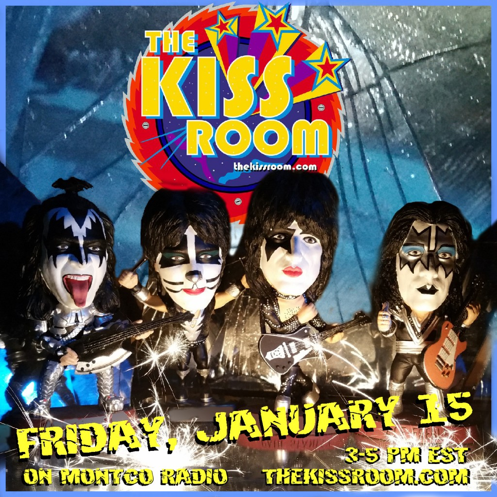 THE KISS ROOM January 15 2016