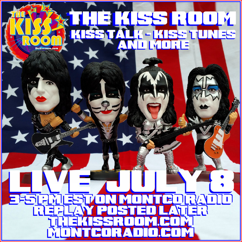 JULY 2016 THE KISS ROOM