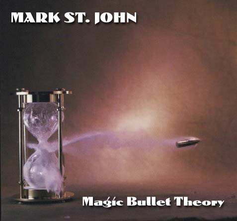 Mark St John (Kiss) MSJcover